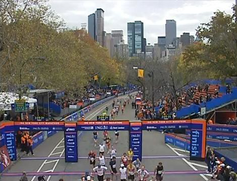 Maraton de Nueva York 2010 - NYC Marathon