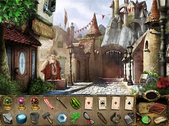 Mortimer Beckett and the Lost King game screenshot