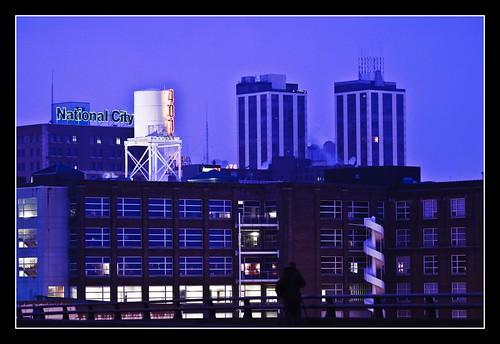Early Morning Peoria Skyline