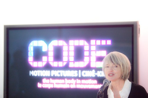 CODE Live 1 at Great Northern Way - 2010 Cultural Olympiad - Vancouver, British Columbia