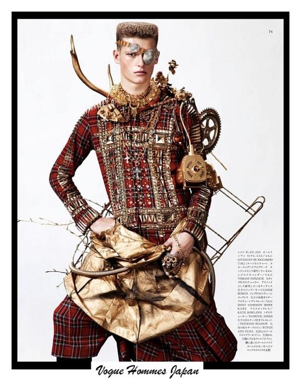 Vogue Hommes Japan 9
