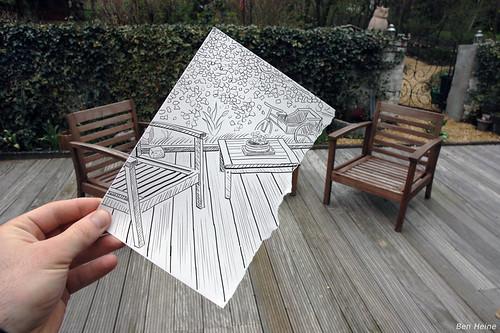 Pencil Vs Camera - 1 da Ben Heine.