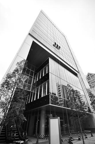 Our company's new building @ Daikanyama Tokyo