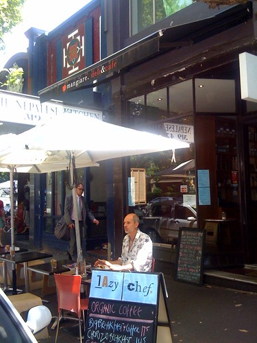 Lazy Chef, Surry Hills
