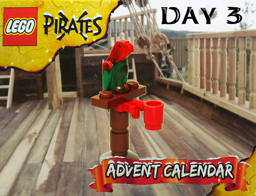 Pirate Advent Calendar Day 3