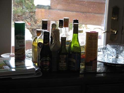 Vinegar collection