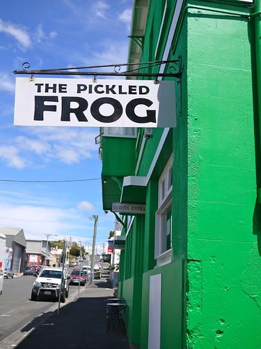 Pickled Frog Hostel