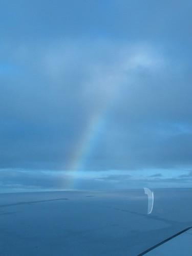 rainbow in melbourne