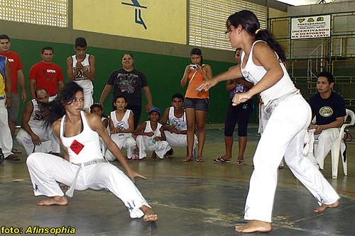 Capoeira 2º Open 10 por você.