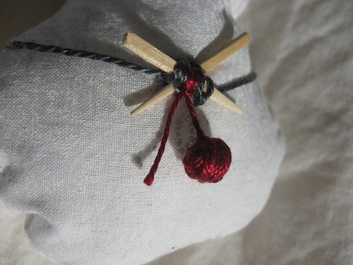 knitting softie