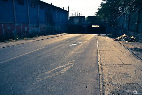 Walking Down the Street. - 17/365