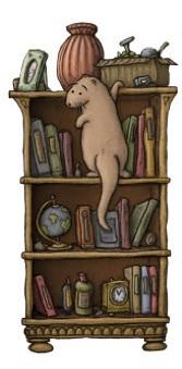otterbookshelf