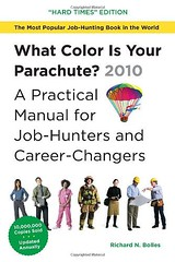 what color is your parachutte