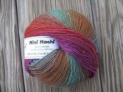 yarn mini mochi