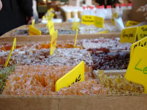 Honey at the Market