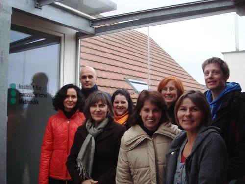 IGM Workshop Teilnehmer