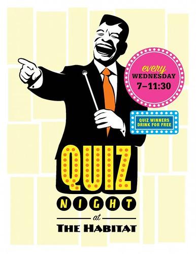 Quiz Night at The Habitat