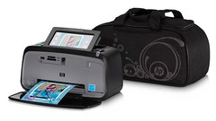 HP Photosmart A646 Printer & Bag