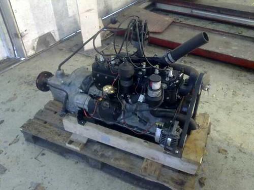 Rosengart 6 Zylinder