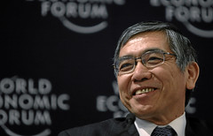 Haruhiko Kuroda - World Economic Forum Annual ...