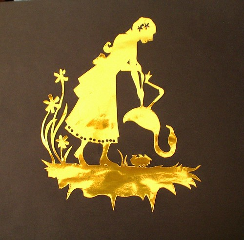 foil silhouette