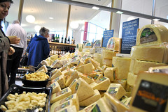 Wensleydale Cheese selection