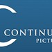 Continuum Pictures Blue Logo