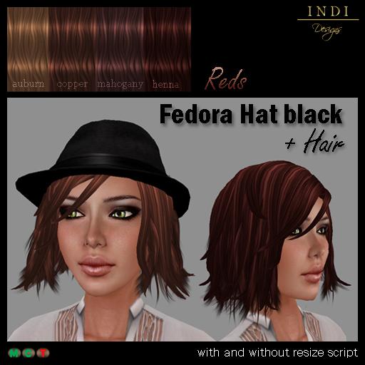 fedora-black-reds