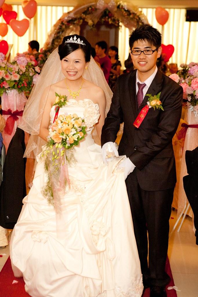 新竹|義昆意淑迎娶宴客 @3C 達人廖阿輝
