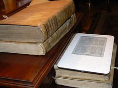 E-Reader und Bücher
