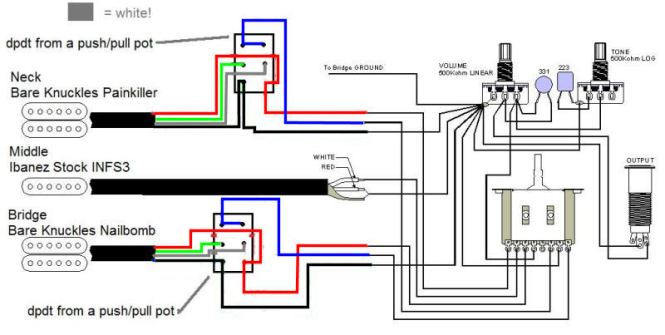 Best Ibanez Hsh Ideas Images For Wiring Diagram ferofeso – Ibanez Wiring-diagram Hsh