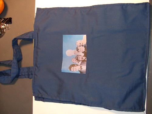 Monty Python Market Bag For My Swap Partner
