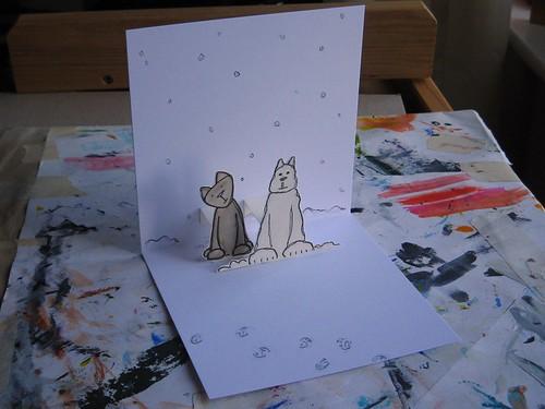 20100106 snow kitty - inside