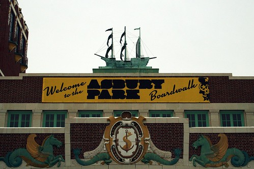to the Asbury Park Boardwalk
