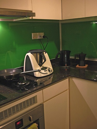 Thermomix in the kitchen