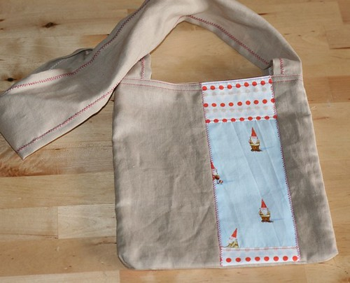 Gnomey Little Explorer Bag