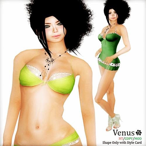 NEW! JH - Venus Shape