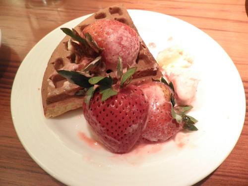 米朗琪_草莓冰淇琳鬆餅6