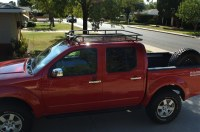 Roof Rack Lights From Nissan?? - Nissan Frontier Forum
