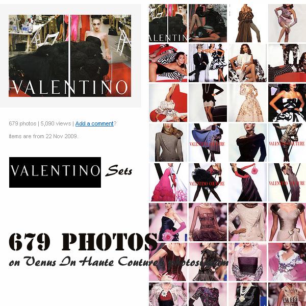 valentino sets