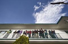 NadaDadans on the Balcony