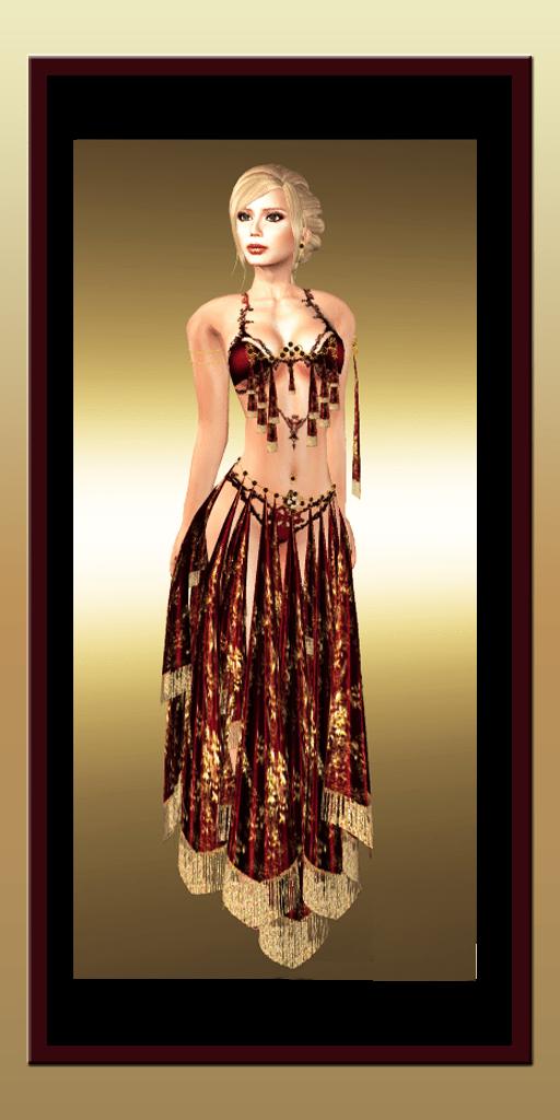 Opulence Claret by Silk & Satyr