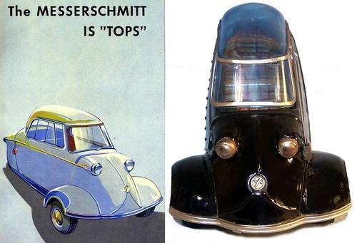Bandai Messerschmitt