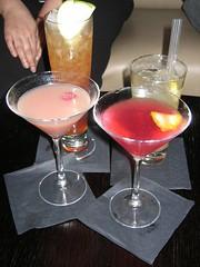 Cocktails at Floridita