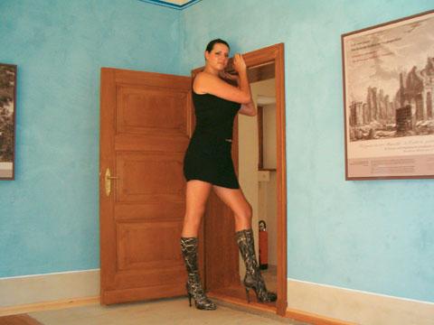 model wanita