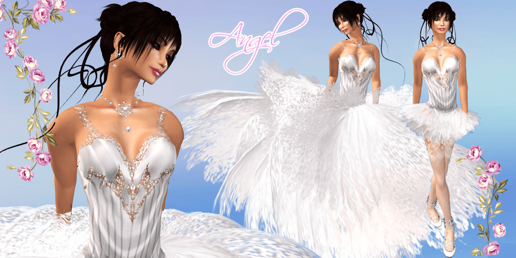 Angel by Flounce & Faun