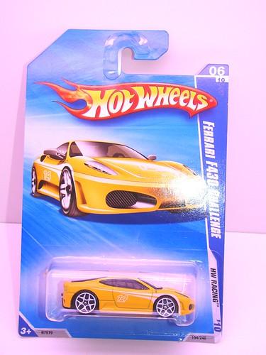 hws  ferrari f430 challenge yellow (1)