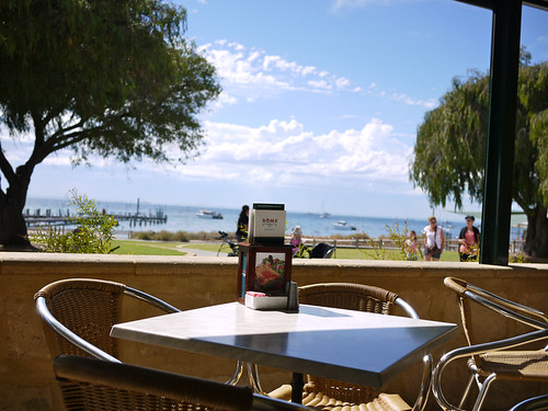 Rottnest Island Cafe