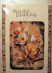 Herlichen Glückwunsch / Happy Birthday