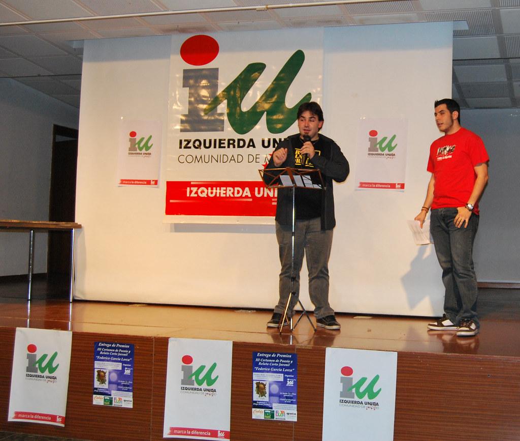 entrega de premios iu 3